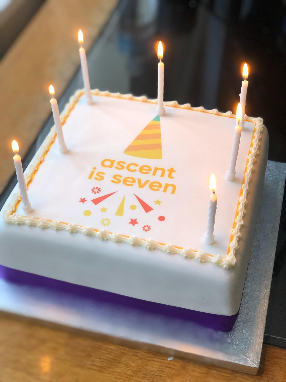 Ascent 7th Birthday